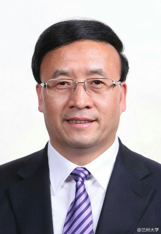 兰州原市长袁占亭任兰州大学党委书记 图 简历
