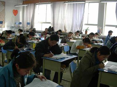 萧山中考今日开考90%初中生可顺利上高中--中初中部怎么样兰州中学图片