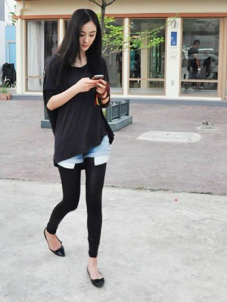 火辣超短裤搭配长腿美女必备--中国广播网下载处私性感图片中和迅雷图片