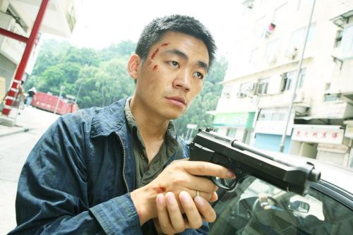 《火龙对决》登场 盘点警匪片 野兽派 --中国广